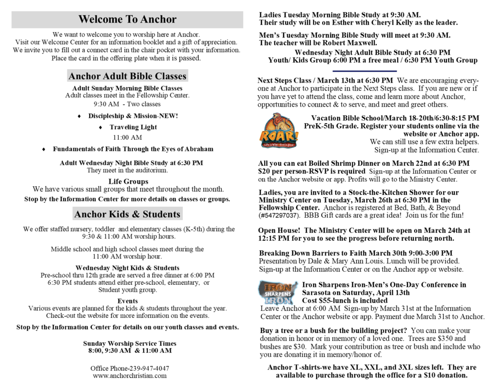 March 10 Bulletin 2019.png
