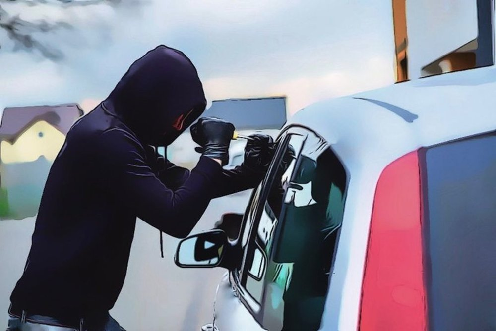 Always Lock Your Doors - You would be surprised how many people leave their car doors unlocked with valuables inside. Lock them to stay protected.