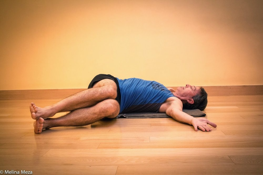 Image credit:  Yoga for Healthy Aging