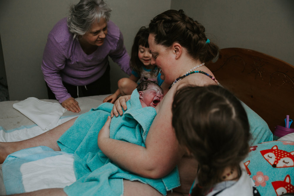 Birth Photographer in Augusta