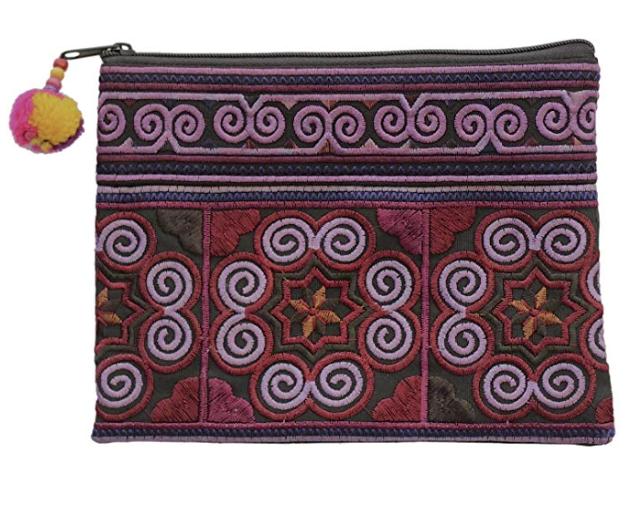 Sabai Jai - Handmade Cosmetic Bag