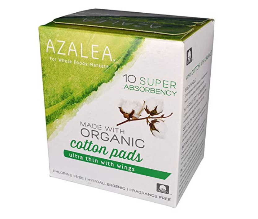 Azalea Organic Cotton Pads