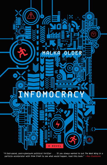 Infomocracy_cover-by-Will-Staehle-LedgerOlderInterview
