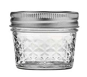 The Humble 4oz Mason Jar
