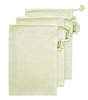 Organic Cotton Produce (etc.) Bags
