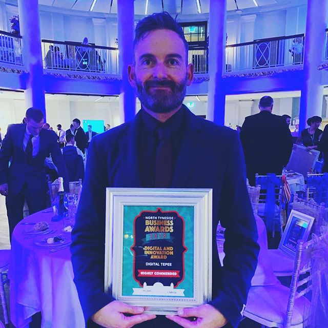 Runners up. Proud to represent the local small businesses in North Tyneside. We are passionate about helping local businesses compete online. 👍🏼👍🏼👍🏼#NTBA2018 #digitalmarketing #searchenginemarketing #ecommerce #SEO #whitleybay #northtyneside #smallbusiness #searchengineoptimization