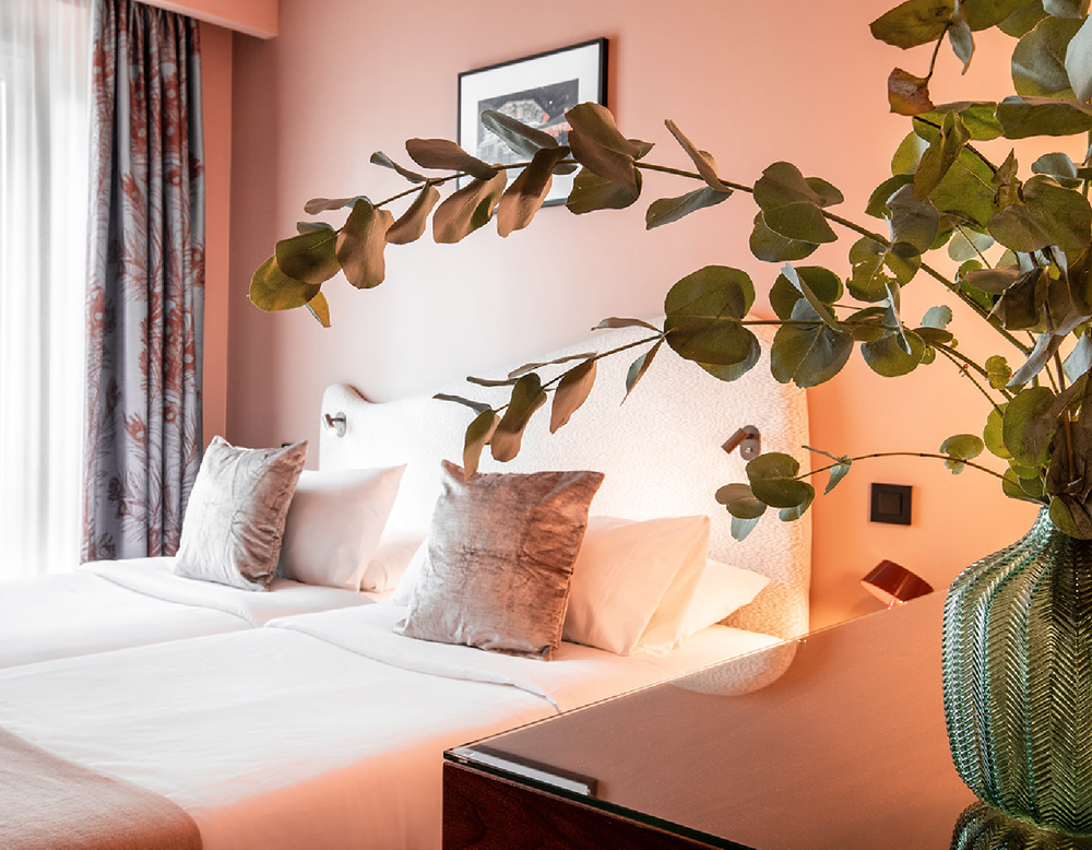 Our Hotel - Experience the historic heart of literary Paris at the 4-star Hotel Belloy.
