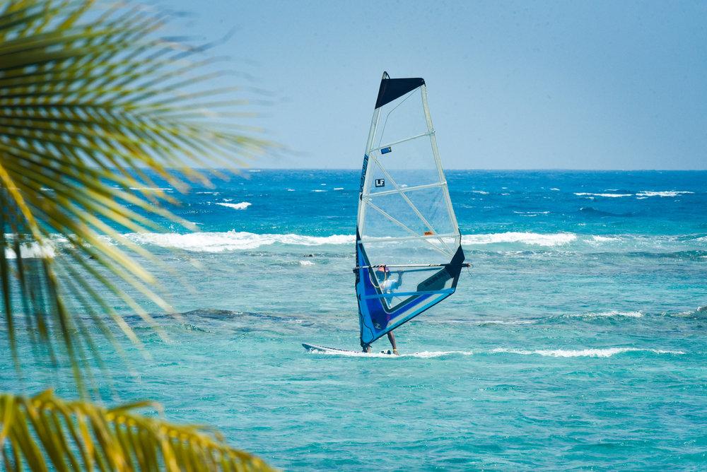 windsurf Maldives