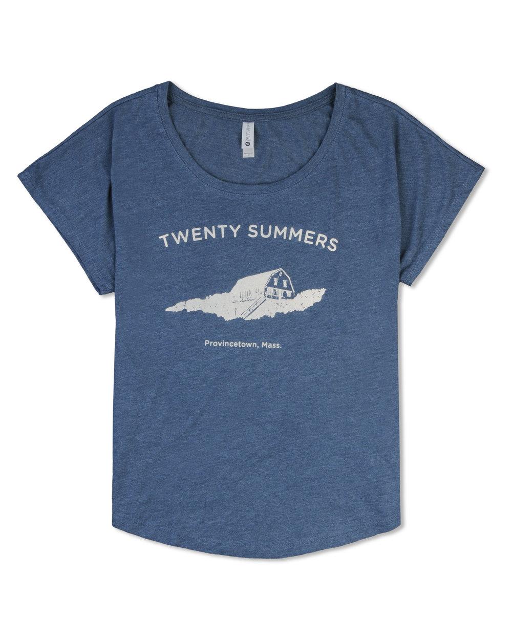 Women's T-Shirt $25