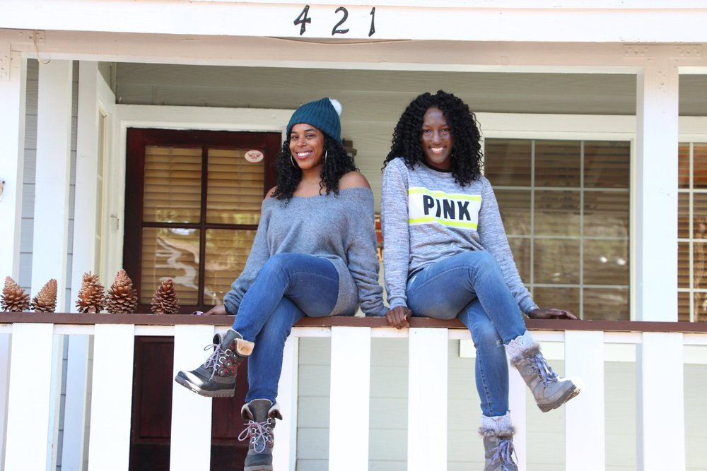 - Founders of Fit with Finesse, CaCera & Shawnie, discuss their fitness journey, why they started the blog, and the moment they became friends.