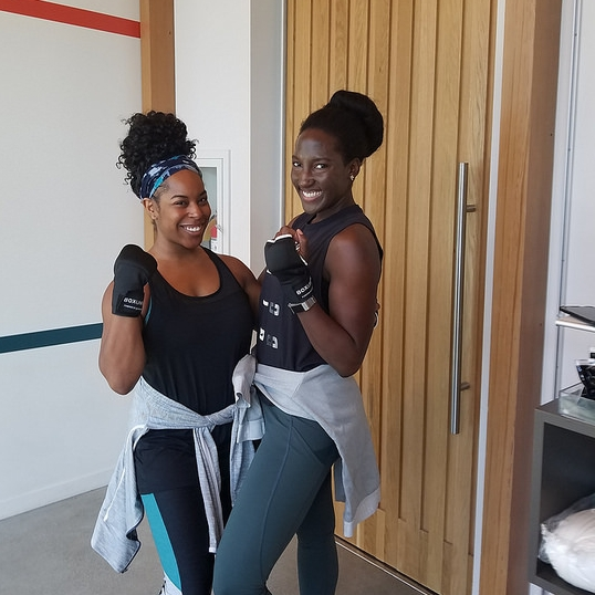 You Asked. We're Answering. - We started Fit with Finesse to be a resource for women like us, women of color who are aiming to live their best lives when it comes to fitness and well-being. Issa Workout is where you can come to get a lot of fitness inspiration, answers on the latest tips and trends in the industry, and advice on how to stay motivated and focused.