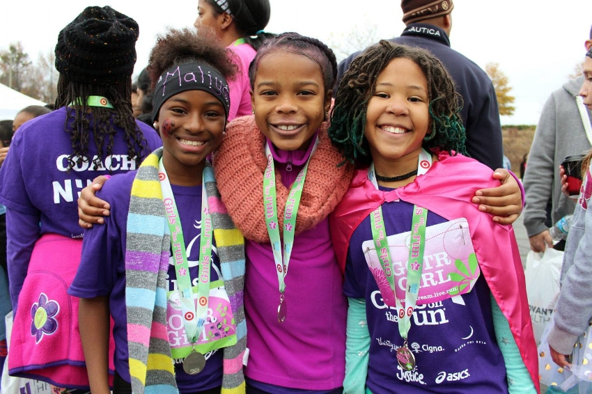 - Do you remember your first big accomplishment? Ever? The first time you put your mind to something and then achieved your goal? Maybe you can't remember your very first big accomplishment, but you can remember the feelings of your last achievement. Pride. Empowered. Exhilarated. These are the same feelings instilled by one of our favorite non-profits, Girls on the Run (GOTR).