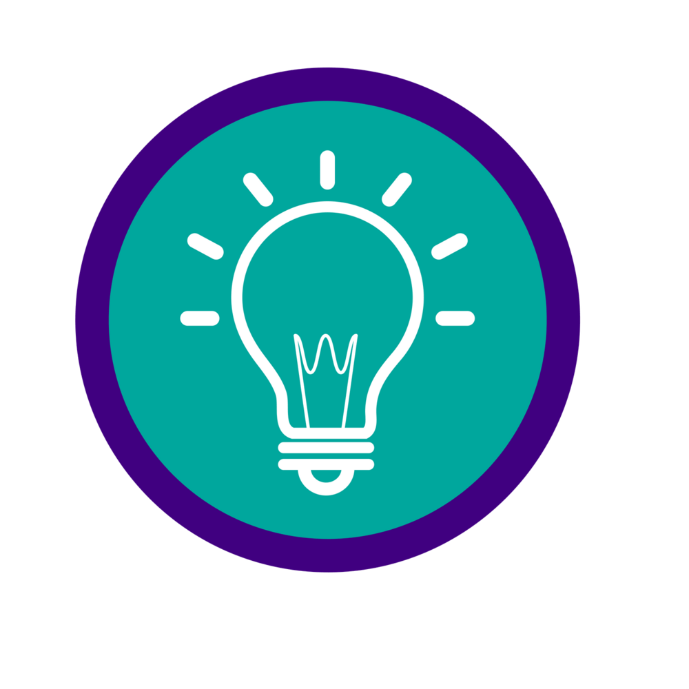 Light Bulb Icon for Law School Application Strategy