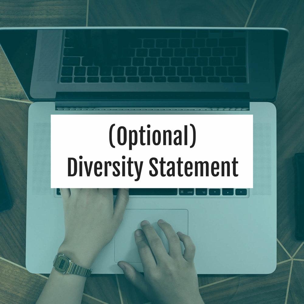 optional-diversity-statement.