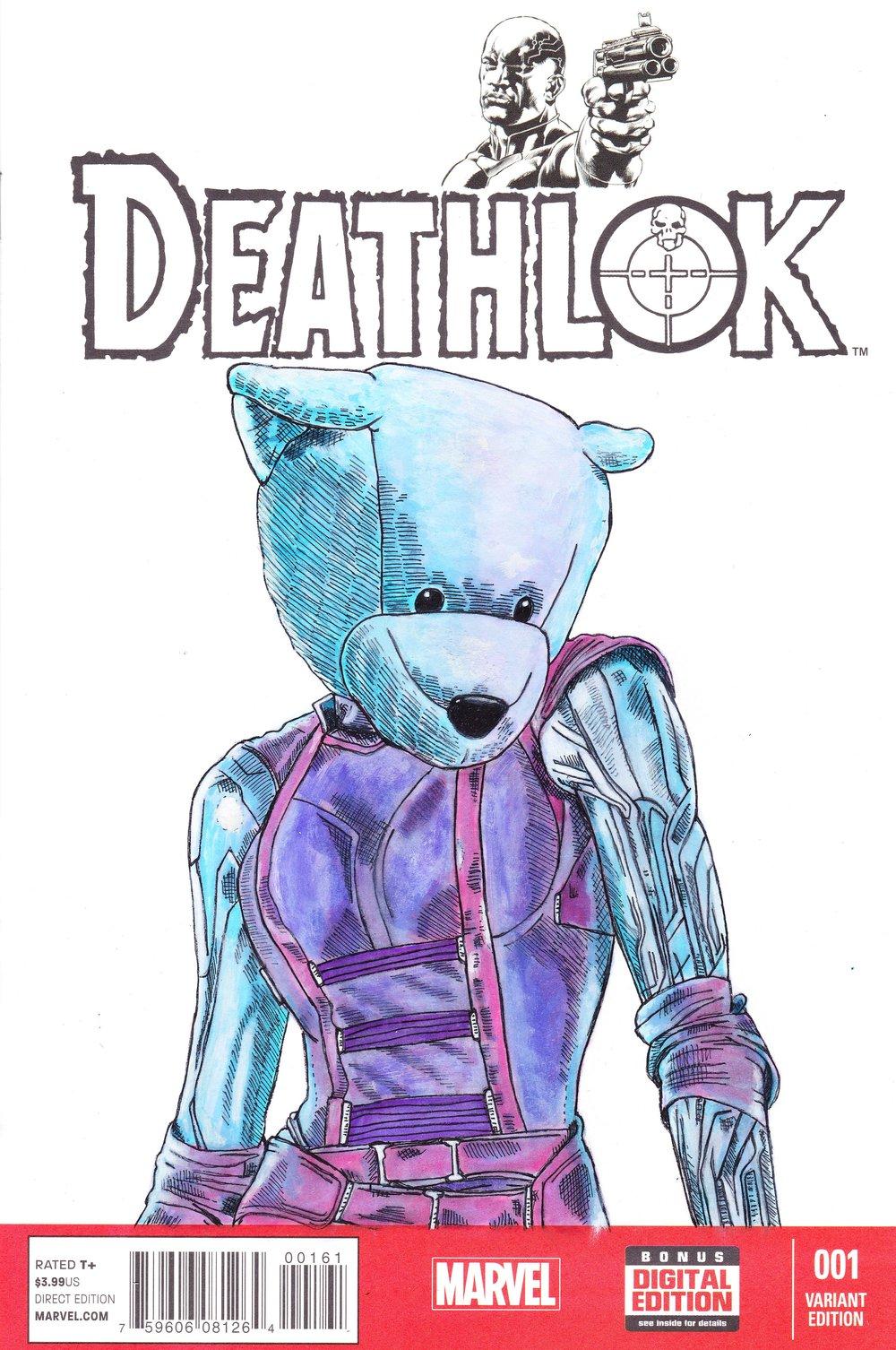 Deathlok. 2018