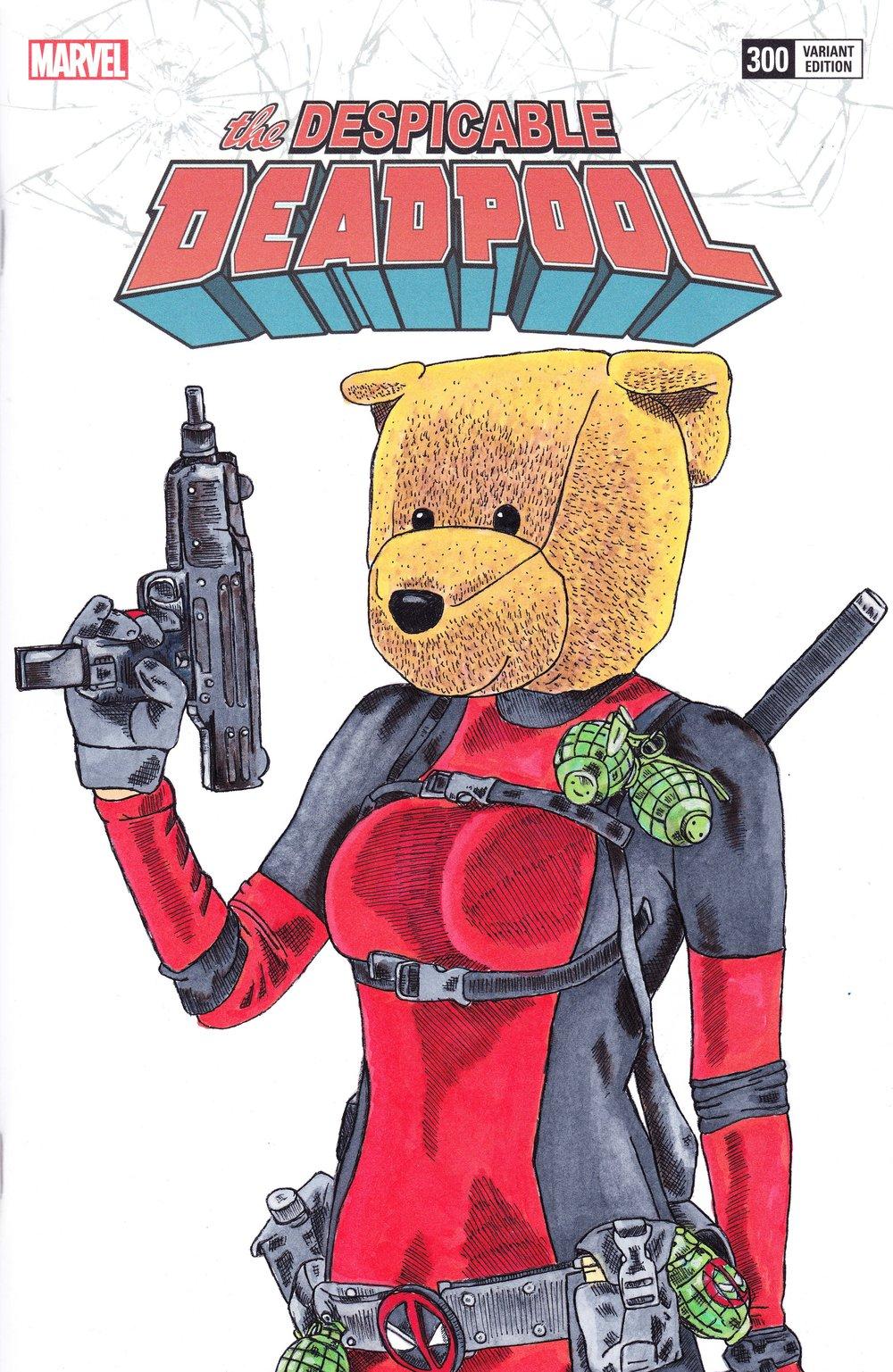 Deadpool. 2018