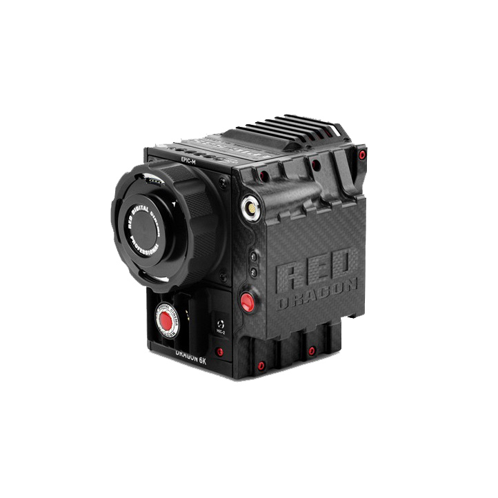 RED EPIC - Flight time w/ lens + follow focus: 7-10min.