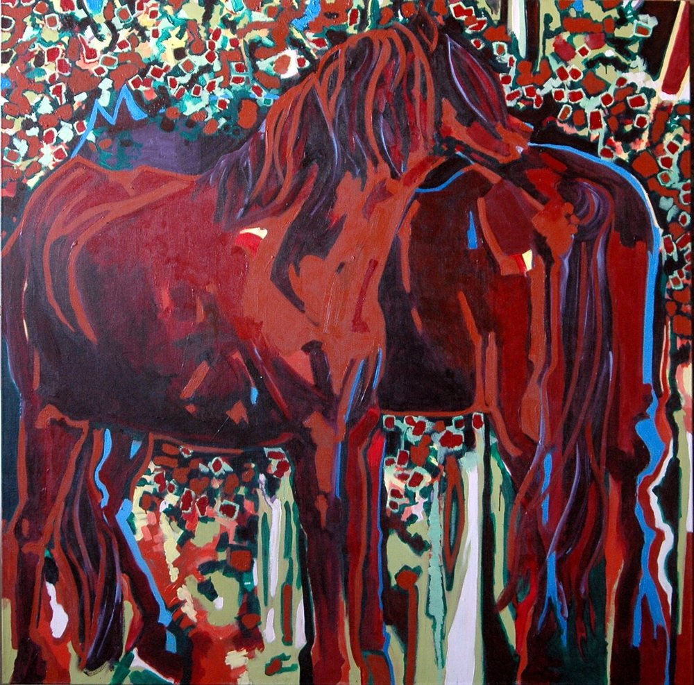 Red Horse Love  (2015)