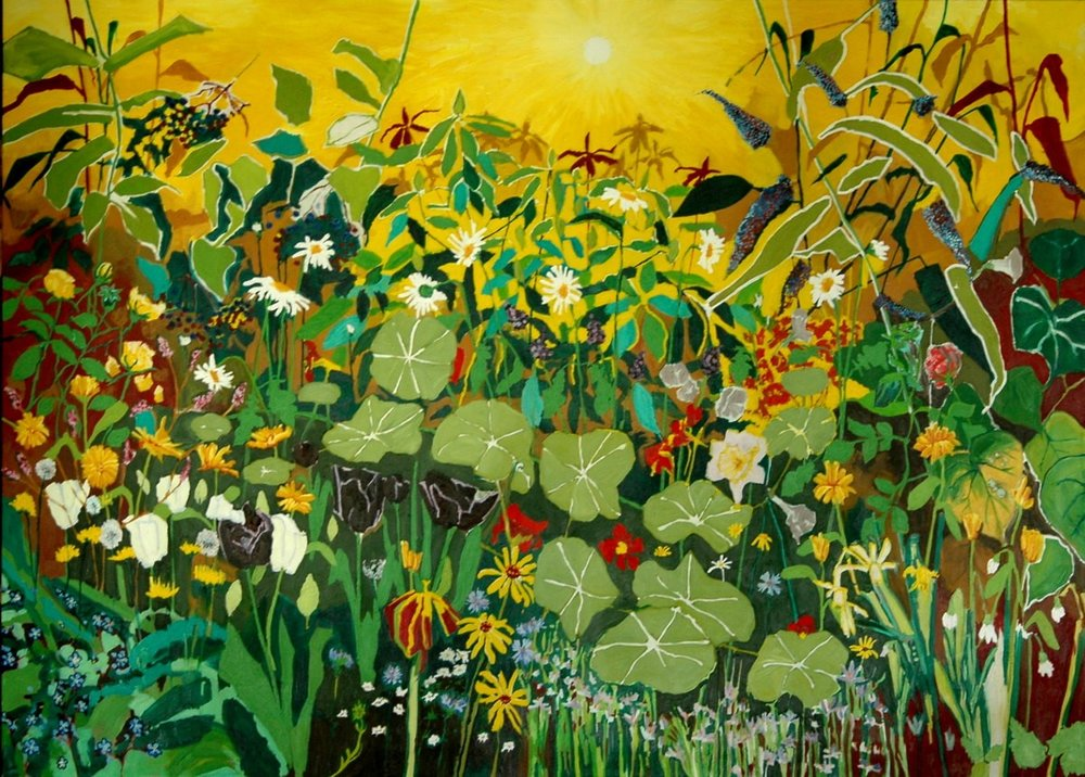 The Painter's Garden  (2016)