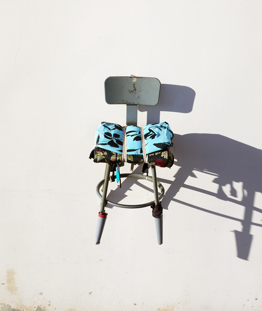 Factory Chair #1 , 2015 Archival pigment print 38 x 32 inches   ————