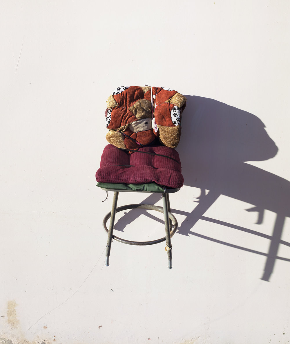 Factory Chair #5 , 2015 Archival pigment print 38 x 32 inches   ————