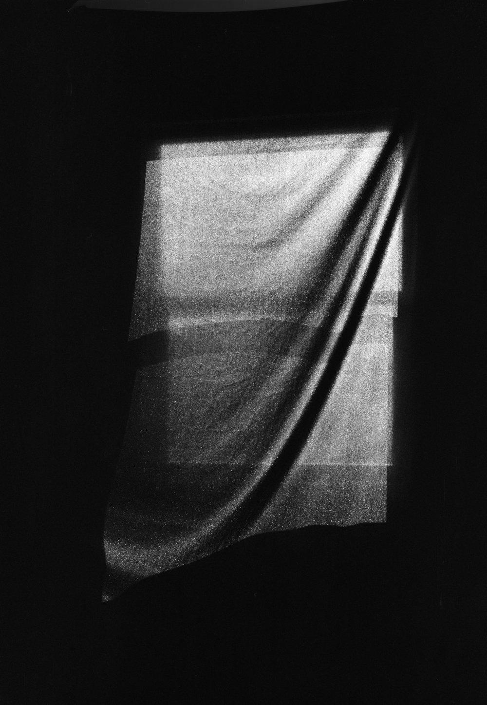 Window Slip , 2013 Archival pigment print 40 x 32 inches   ————