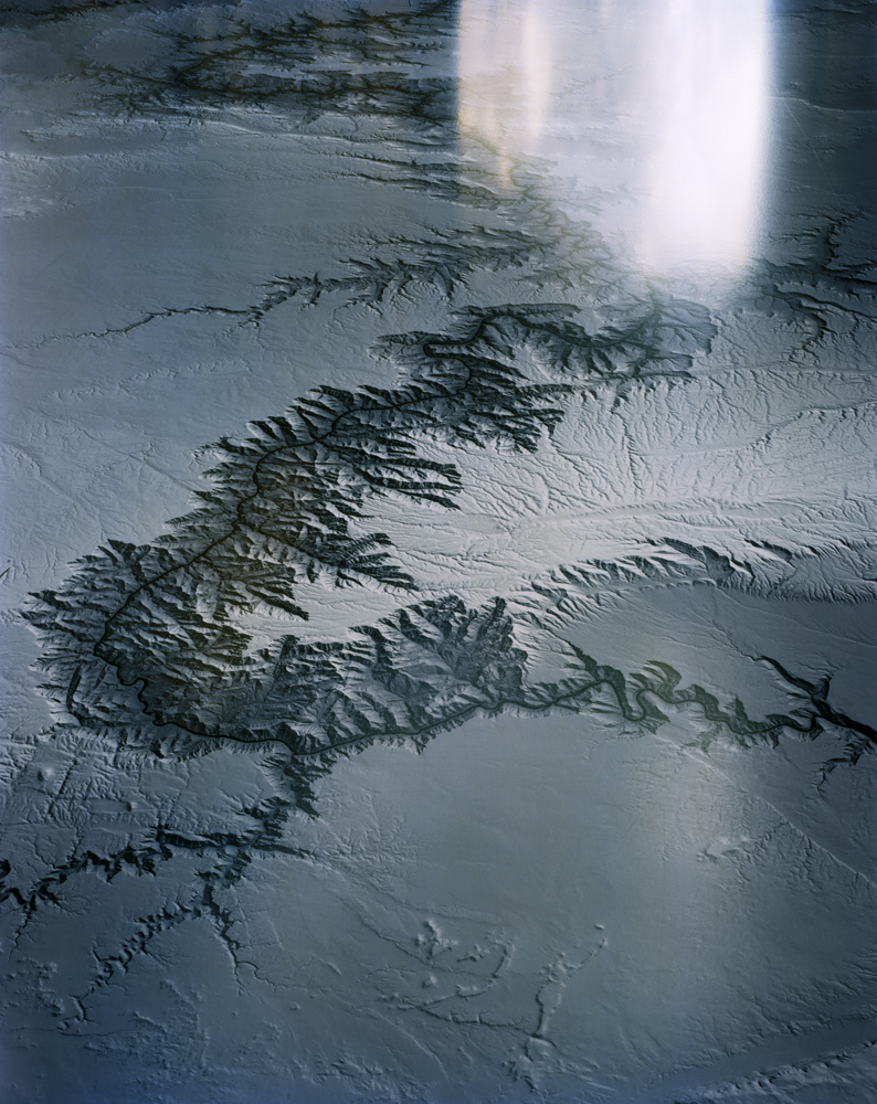 Satellite Channel , 2010 Archival pigment print 34 x 27 inches   ————