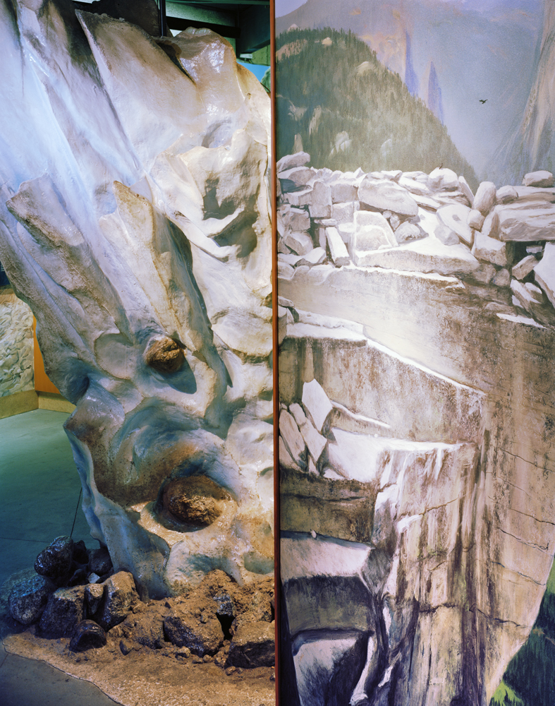 Split Rock , 2011 Archival pigment print 50 x 40 inches   ————