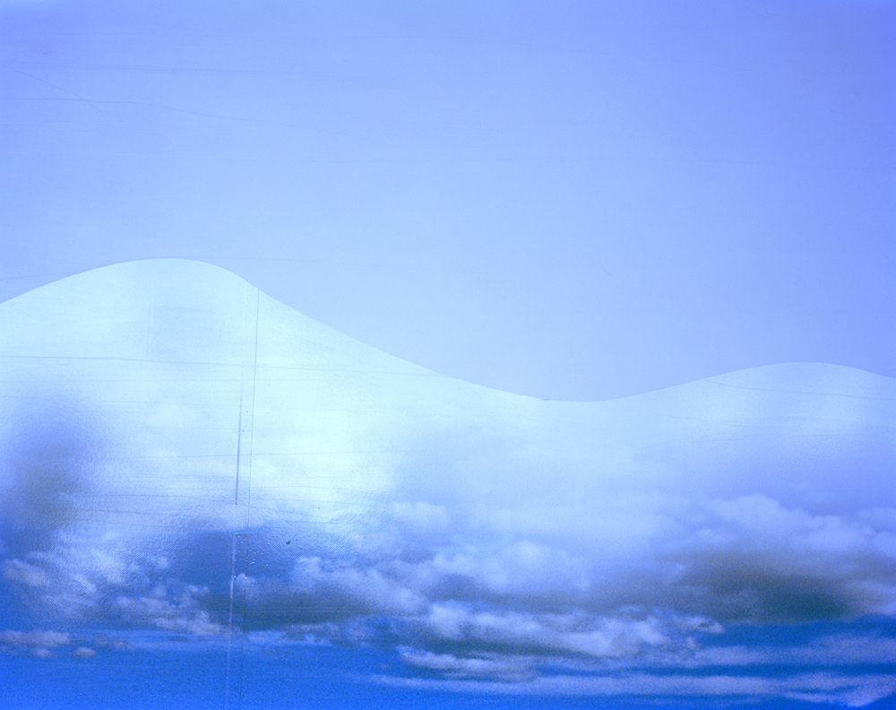 Cloud Bank #2 , 2010 Archival pigment print 40 x 50 inches   ————