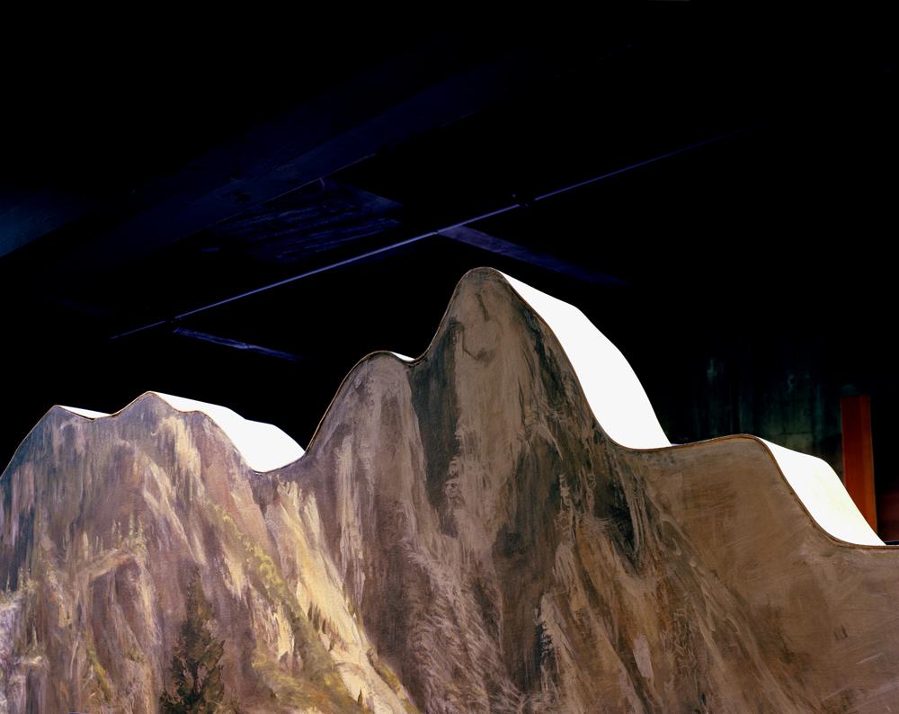 Nightfall , 2011 Archival pigment print 40 x 50 inches   ————