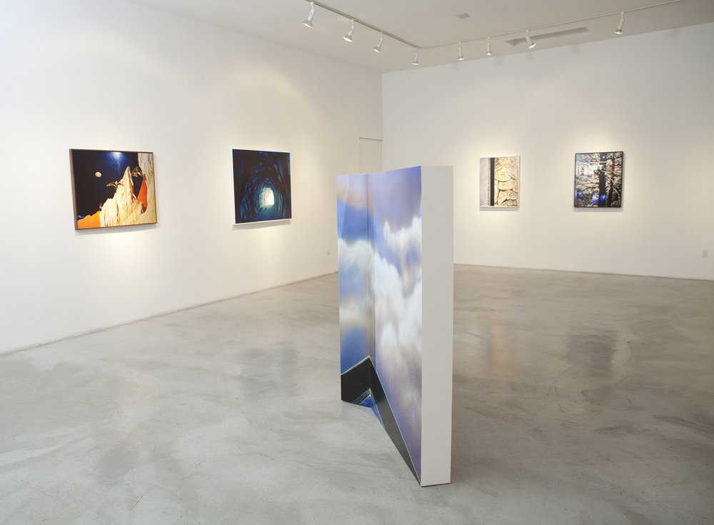 Installation View  New Wilderness , M+B, Los Angeles   2011   ————