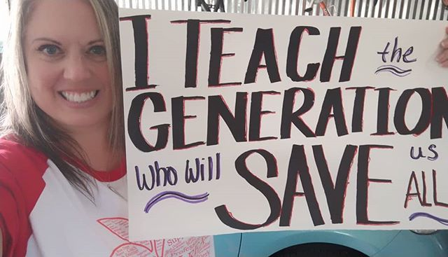 Will you stand up and save them so they can save us??? Informational picketing begins at all LRSD schools in 10/25 during drop-off and pickup.  Sign ideas linked in bio.  #WeNeedYou #StandUpForStudents #JustDoIt #LREAEveryStudentEveryDay #RedForEd #TeachersMakeAllCareersPossible