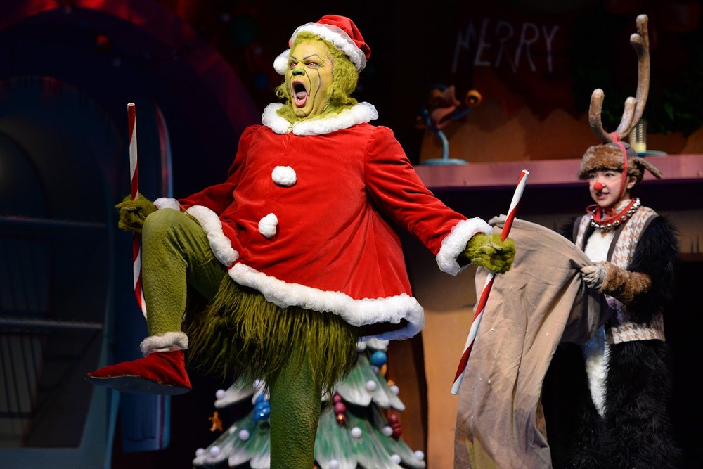 Natalie Tran as Young Max and Reed Sigmund as The Grinch  in Dr. Seuss's How the Grinch Stole Christmas photo by Kaitlin Randolph1.jpg