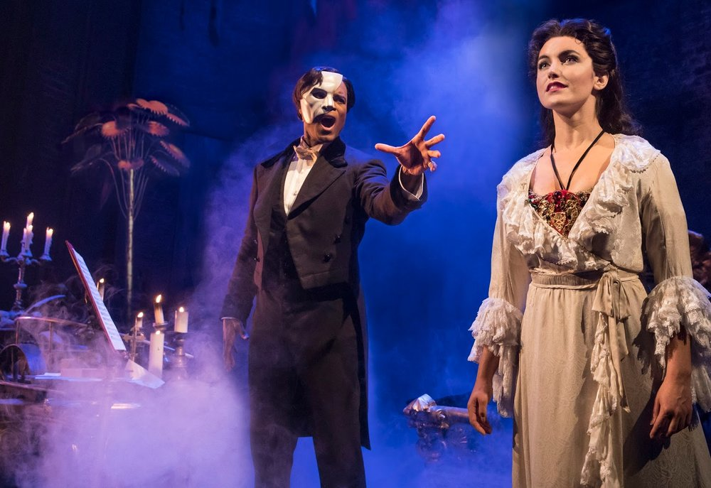 01. THE PHANTOM OF THE OPERA - Derrick Davis and Eva Tavares - photo Matthew Murphy.jpg