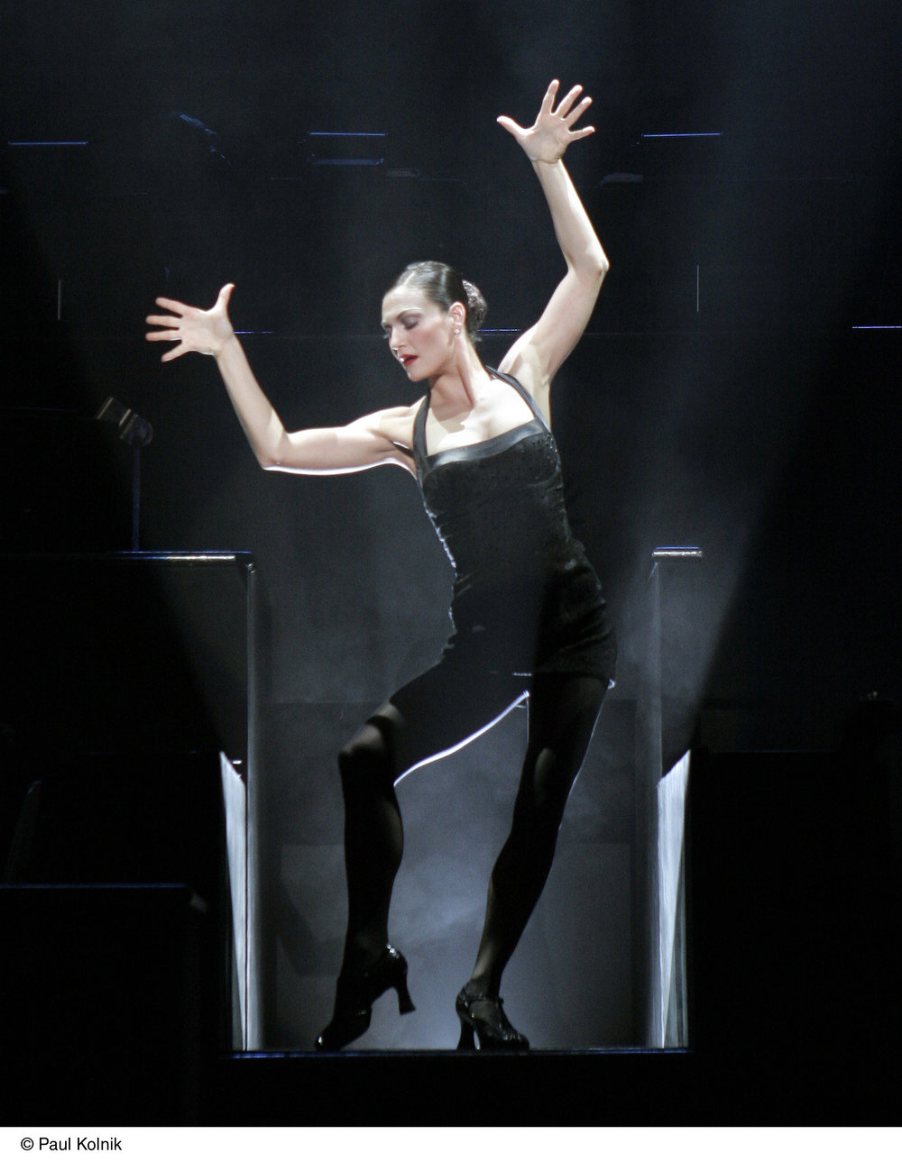 Terra C MacLeod as Velma Kelly in CHICAGO. Credit Paul Kolnik.jpg