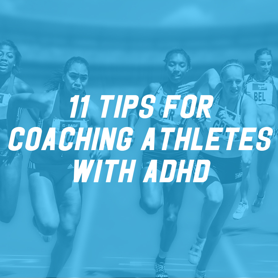11 Tips for Athletes with ADHD
