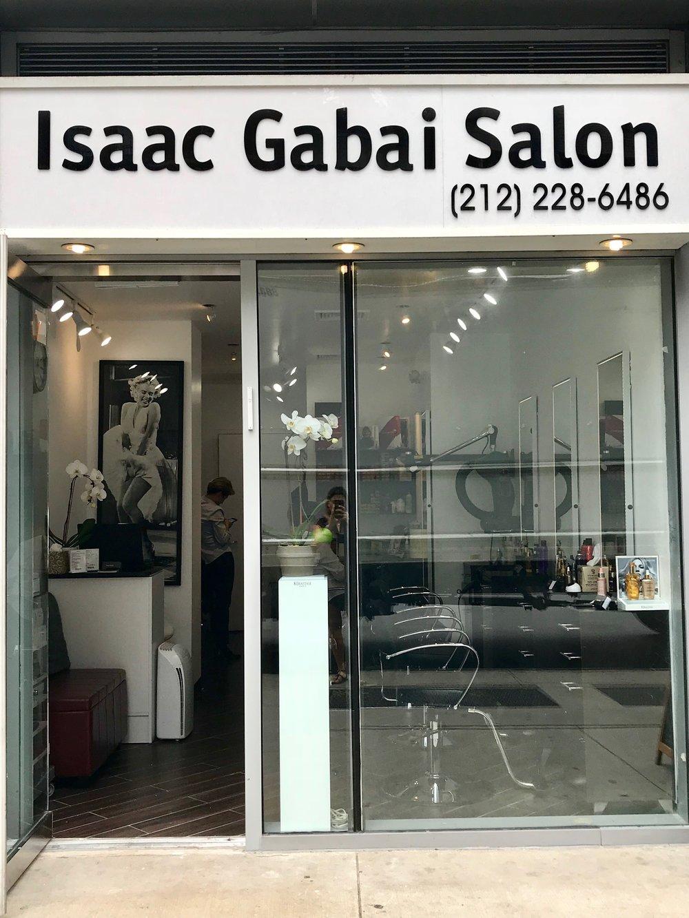 Isaac Gabai Salon.JPG