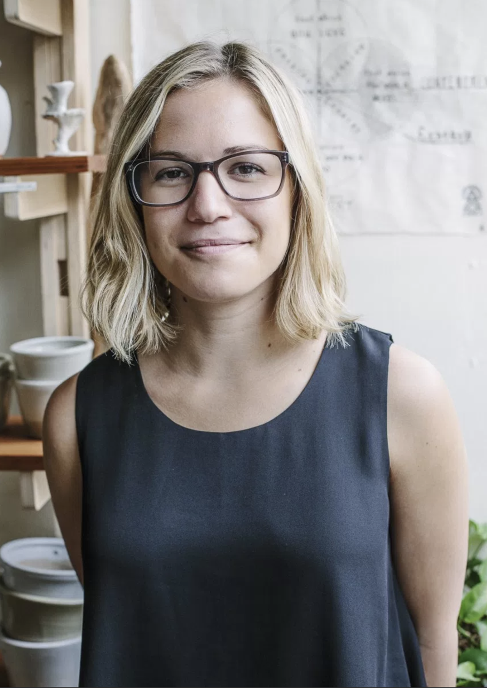 Victoria Flexner - Edible History Co-Founder