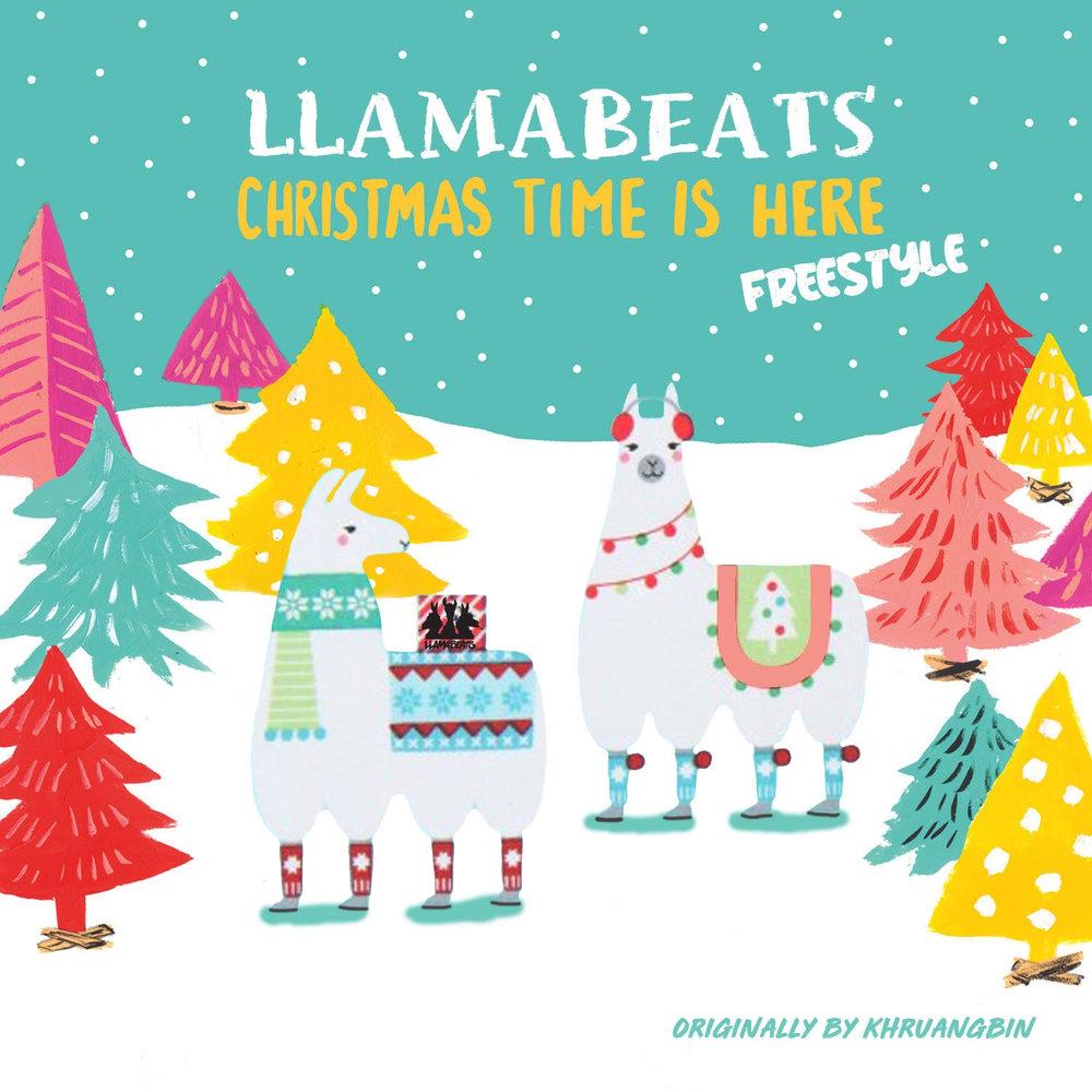 Llamabeats Christmas Time.jpg