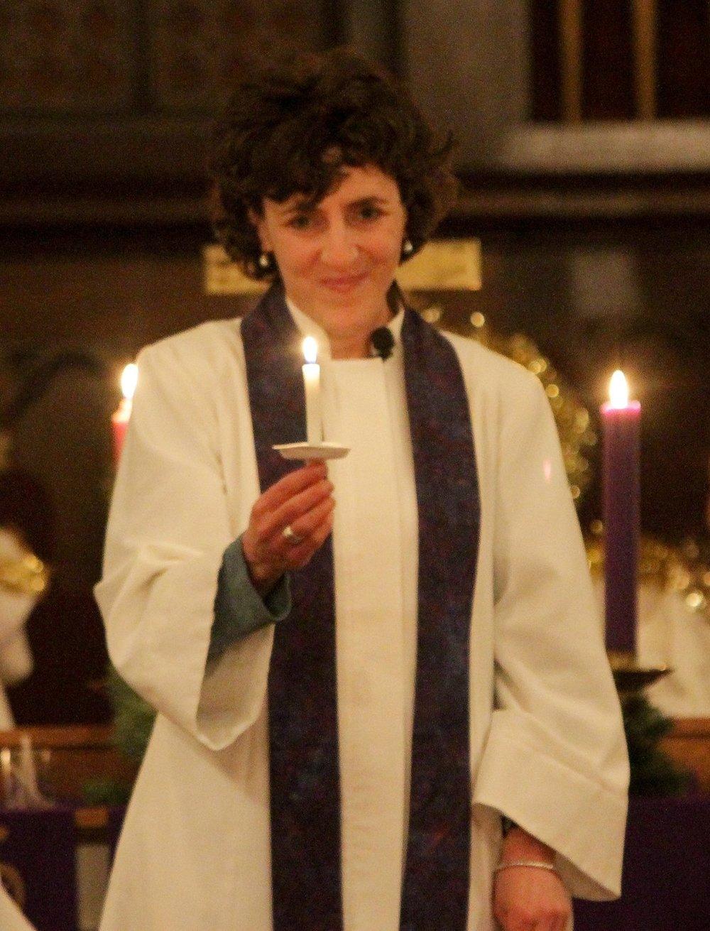 Rev. Yael Lachman  Minister