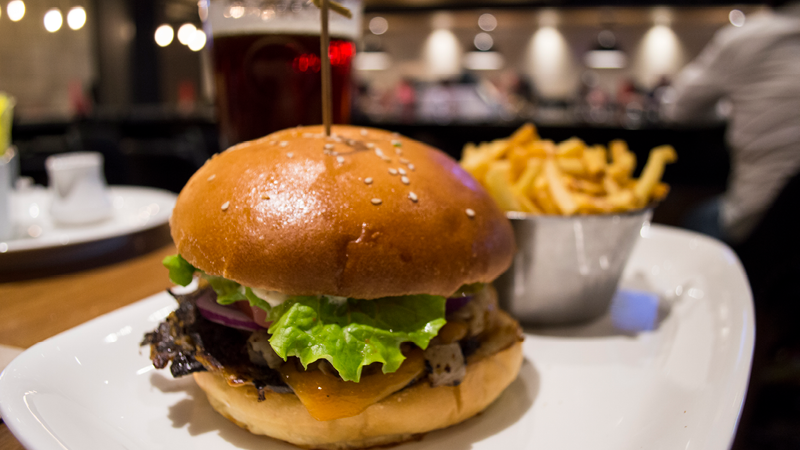 restaurants -