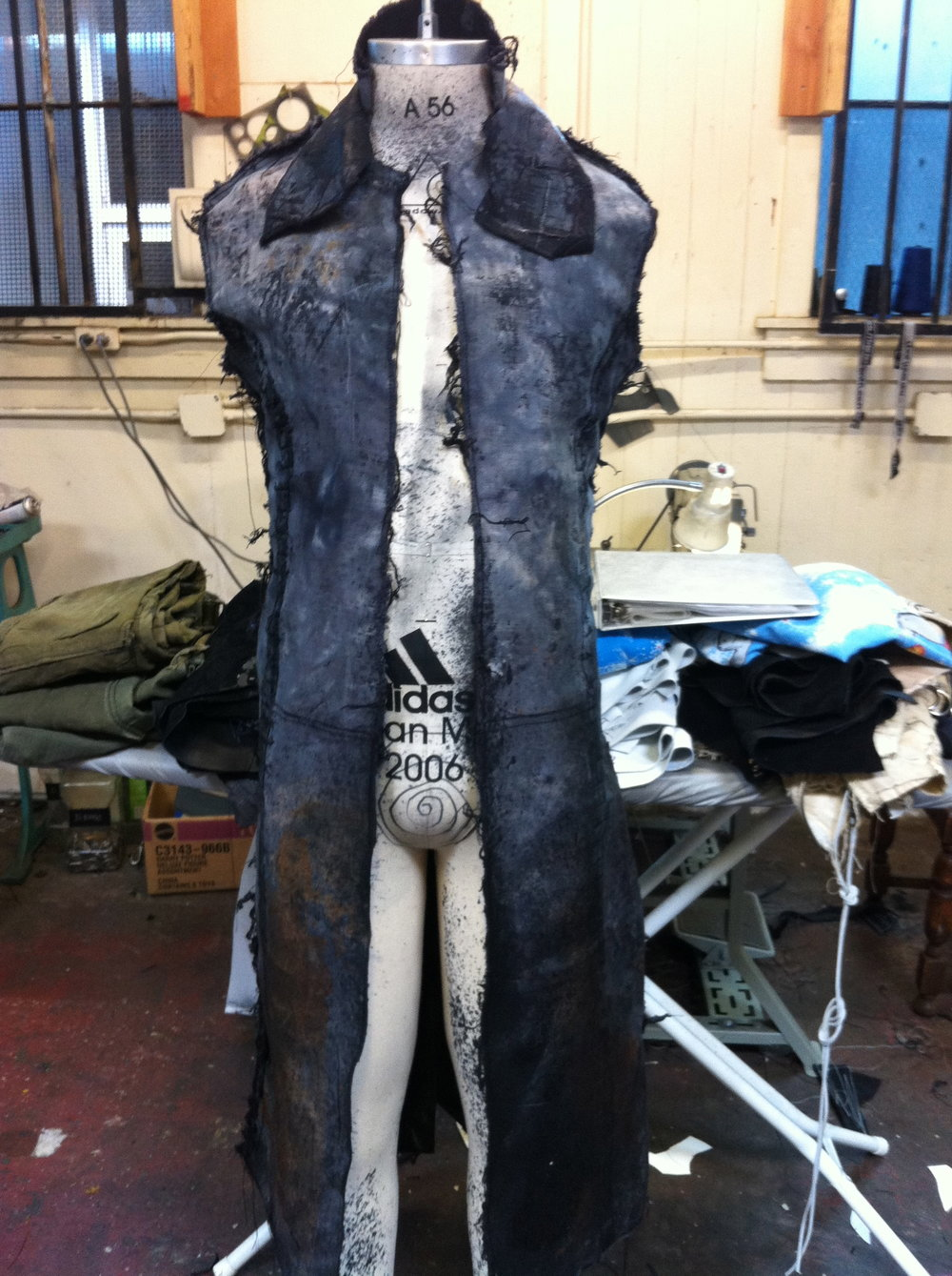 Mick Mars Jacket