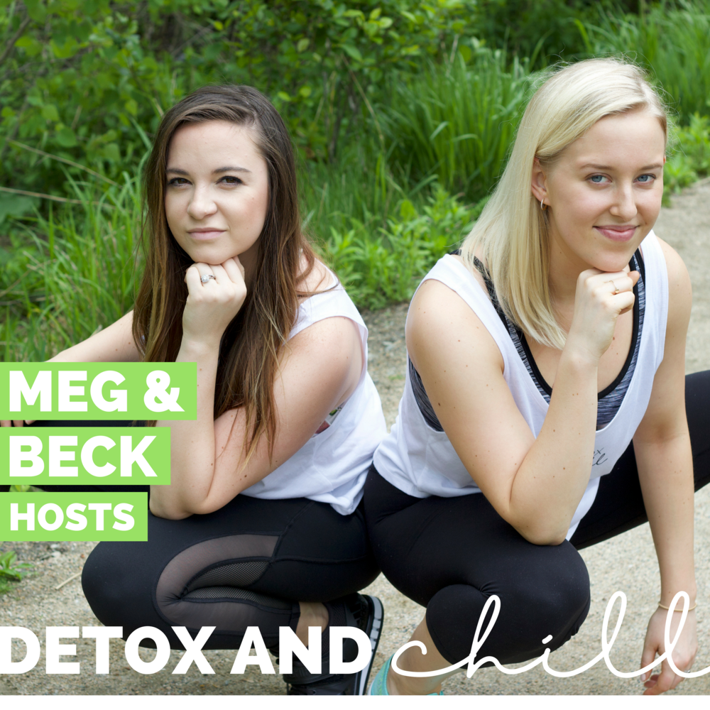 Intro Episode// Meet Meg & Beck - Hey there - we're Becky and Meghan from the Detox and Chill Podcast.  Based locally in Boston, it's our mission to share how we pursue our passion for wellness while balancing our real-world corporate jobs.  No topic is off limits - we aspire for authentic conversations with each of our guests. We hope you'll join in the fun!
