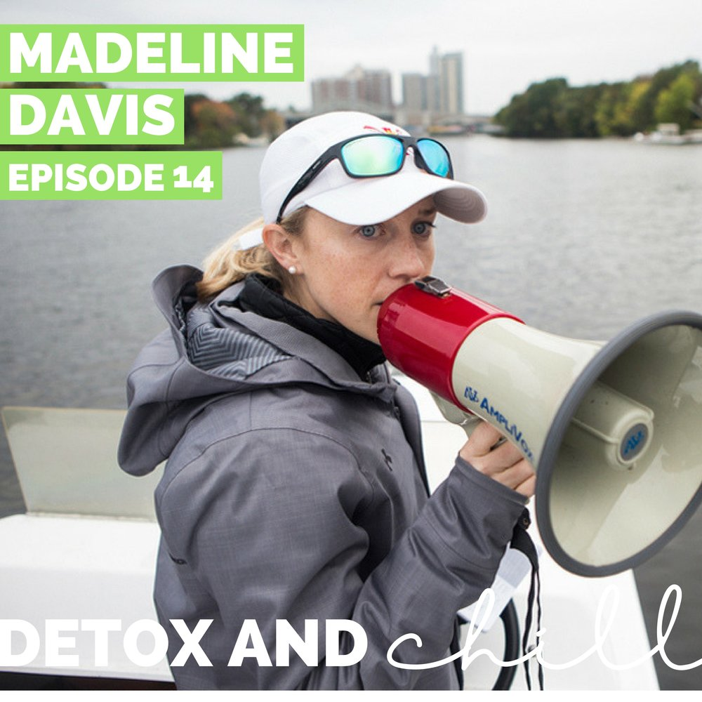 Madeline Davis // Director of Women's Rowing at Boston University // Owning Your Body - Today we're back with an extremely inspiring episode. Our guest today is Madeline Davis,the Director of Women's Rowing at Boston University. Madeline got her start at Princeton University as All-American lightweight rower. While her coaching career began at a boarding school, she ultimately transitioned to the assistant coach at Stanford, the associate head coach at Ohio State, and is now the Director of Women's Rowing at Boston University (we know...she is a real human!).In this episode we talk about her journey finding