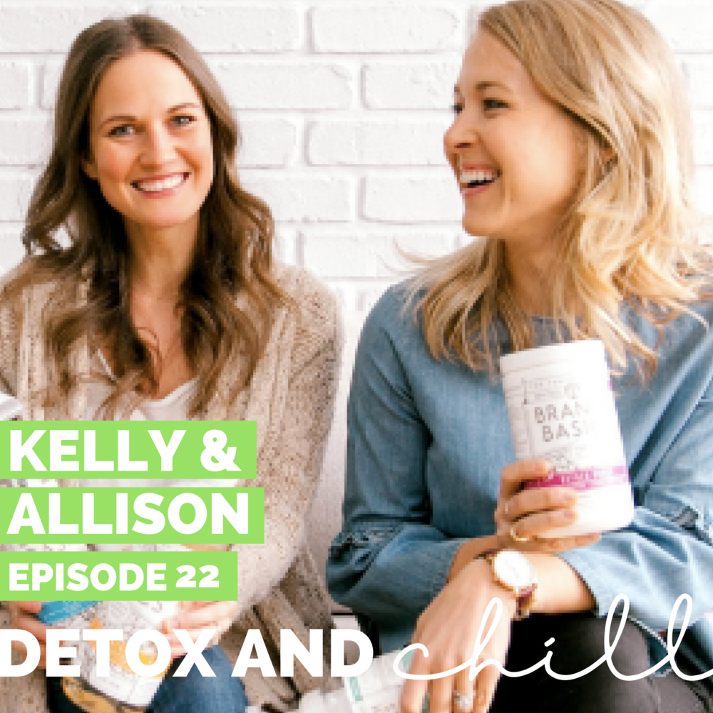 Episode #22: Kelly & Allison // Founders of Branch Basics // How Cleaning Products Have The Power to Cultivate Good Health - Hi fam! Happy new week!! We have an exciting giveaway coming up for you this week so stay tuned for that, as well as the announcement of the giveaway winner for the WELL Summit tickets! Can you tell we love giveaways?Today on the podcast we have the incredible Allison Evans and Kelly Love of Branch Basics. As Beck and I move towards cleaning up all of our household and beauty products, we learned about Branch Basics and their amazing cleaning products. We immediately knew we needed to share their founders' wisdom and incredible stories on the podcast. Allison and Kelly are two amazing women who do it ALL and have such a clear passion for what their brand.So what is the Branch Basics brand? Kelly and Allison believe choices like the food we put in our bodies, the paint we put on our walls, and the cleaners we use around our homes have power; the power to rob us of good health or to cultivate it.As we discuss in this episode, Allison and Kelly have experienced this first-hand. Whether it was avoiding a looming kidney transplant, recovering a severely ill son that was medically deemed unrecoverable, being freed of debilitating mystery pain, overcoming long-term hormonal complications, or simply getting rid of cramps and dry eyes, their lives were transformed because of the power of real food and a non-toxic environment.Branch Basics is their passion project to help others do the same.So why did Allison and Kelly choose to focus on cleaning products? Well, because 1) cleaners and laundry detergents have a major impact on our air quality and overall health, 2) switching to healthy cleaning is much easier than kicking a sugar addiction, 3) the world is in need of truly safe cleaners that work and 4) everyone cleans!Suffice it to say that Beck and I both believe in this brand SO much, and we seriously could have talked to these women for hours. We want to share these products with you, and Branch Basics was incredibly generous to offer our listeners a discount code for 15% off!! Use code DETOX15 at checkout when you order, and don't forget to check out our Instagram for giveaway this week (hint, hint)!Check out Branch Basics here: https://branchbasics.com/Check out their Instagram here: https://www.instagram.com/branchbasics/As always, don't forget to rate and review, follow us on Instagram, and let us know what you think!! We love hearing from you guys more than anything <3.Xoxo,Meg & Beck