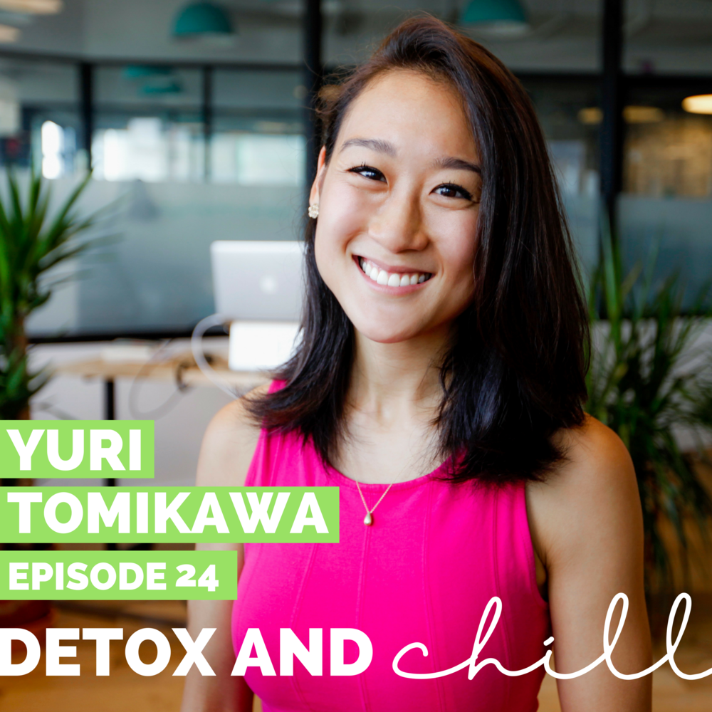 Episode #24: Yuri Tomikawa // Founder of Zencare // The Importance of Mental Health - This week's episode is an important one — and it's a topic near and dear to both of our hearts. Mental health is something that affects so many of us in our lives, and yet, we don't talk about it nearly enough.In today's episode, we dive in with the Founder and CEO of Zencare, Yuri Tomikawa. While living in New York, Yuri started her own search for a therapist when she was going through a tough time. She was shocked with how long and challenging the process was — from insurance, to appointments being booked out for months. She realized that there was a HUGE need for people struggling to have an easy place to book directly with a therapist in a timely manner.So, Yuri started Zencare. Zencare is on a mission to improve the therapist search process. Like Yuri noticed, there are numerous barriers to finding a great therapist: lack of quality assurance, outdated information, uncertainty of personality fit, and phone tag. Zencare removes the guesswork to ensure you have a personalized, smooth, and comforting experience. All clinicians are vetted by the Zencare team so you receive the highest quality care. Zencare is currently in Rhode Island and Massachusetts, and expanding to New York and Connecticut. Spoiler alert - if you're not in these areas, the goal is to expand moving forward!You can find Zencare here: https://www.zencare.co/Instagram: https://www.instagram.com/zencare.co/We absolutely think that this episode is SO important, and want to continue the conversation in our Facebook group and on Instagram. Our Facebook group is a safe space for anyone who joins, so don't forget to check us out there. Just search *SUPER EXLUSIVE* Detox & Chill Podcast Group.P.S. Meg starts something new today, so be sure to congratulate her! ;)As always, don't forget to follow along with us on Instagram (@detoxandchillpodcast) and join our Facebook group. We love you guys!Xoxo,Meg & Beck