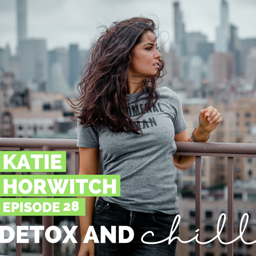 Episode #28: Katie Horwitch // Founder of WANT: Women Against Negative Talk // Moving Forward Fearlessly - We are so pumped for this episode.We have both been AVID listeners of the WANTcast for years now, and to say we admire Katie Horwitch's work doesn't even begin to cover it.Katie Horwitch is a writer, speaker, and the founder of WANT: Women Against Negative Talk – a platform that gives women tools, insight, and inspiration to move forward in their lives by shifting their negative self-talk patterns.She brings to the table over a decade of experience in the wellness lifestyle editorial space, and almost two decades in public speaking and performance. She has spoken across the country – from SXSW to body-positive pageants – about self-confidence and self image, and is the host of the WANTcast: The Women Against Negative Talk Podcast, where she interviews visionary WANT Women (and occasionally, some magnificent WANT Men) about moving forward fearlessly and taking a pragmatic approach to positivity.WANT was founded out of the realization that there were zero places for women to not only receive inspiration, but actual tools change their limiting negative talk patterns in a lasting way that works very personally and specifically for them. WANT is what Katie wished she would have had early on when she was first starting to navigate the highs and lows of being human. Katie firmly believes that in order to change the world, you must change YOUR world.Katie was a founding editor of The Chalkboard Mag and has been featured in countless publications such as mindbodygreen, Darling Magazine, xoJane, and more. As an actress, singer and host, she's been seen on TLC, Entertainment Tonight, and Fox Business Channel, as well as in feature films and on stages both regional and Off-Broadway. She has been teaching group fitness for over a decade, and is currently a trainer on Aaptiv, the #1 audio fitness app, where she reaches over one million users per month with her unique brand o