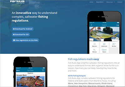 Fish Rules - Regulations made easy.