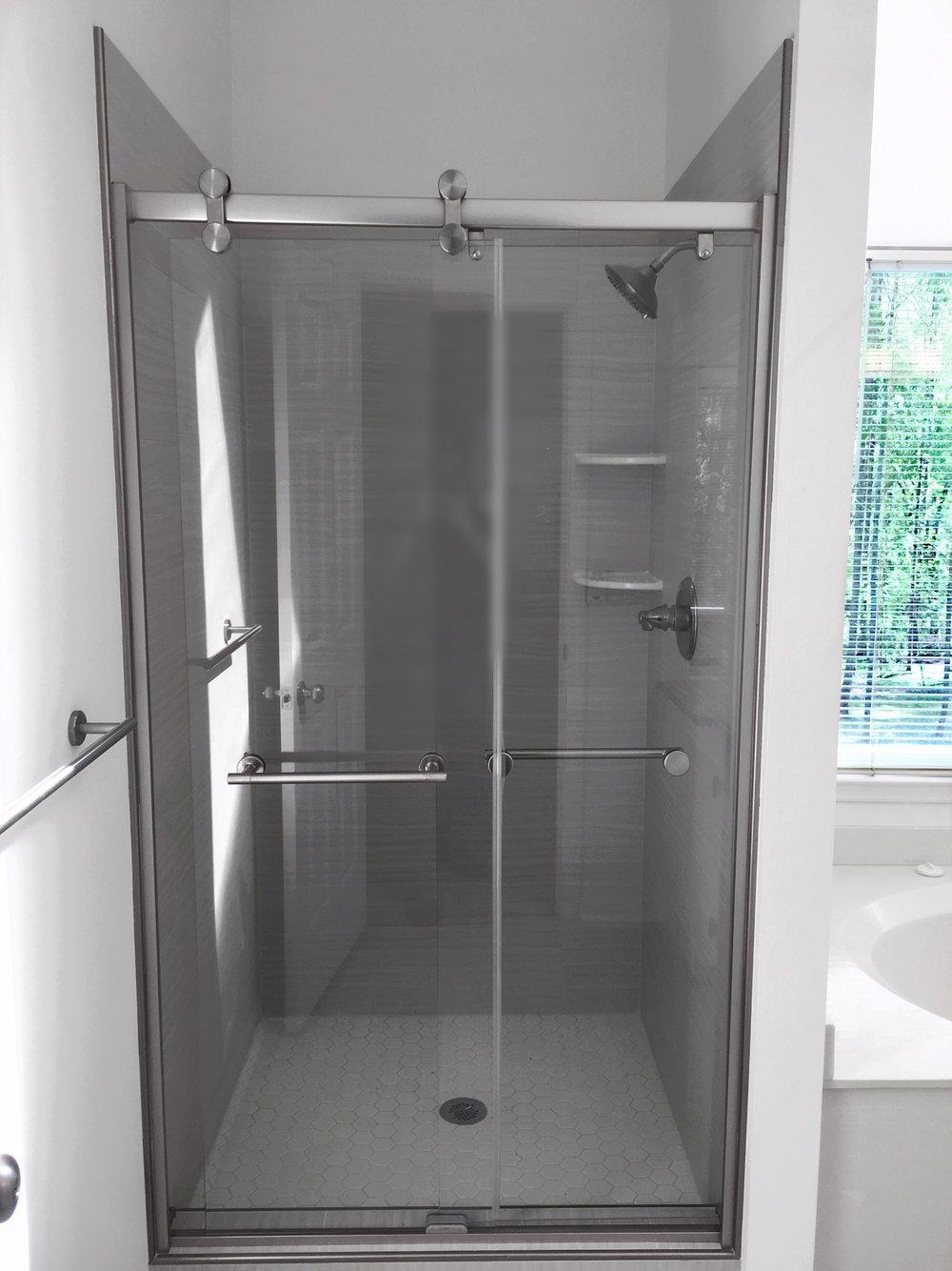 Shower Installation -
