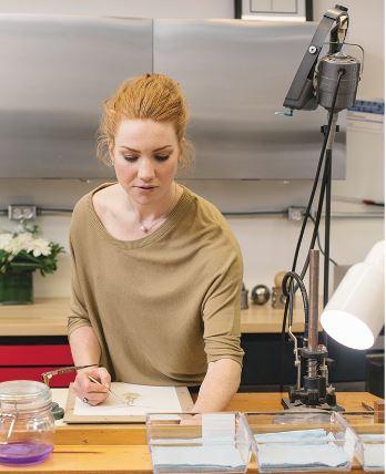 Erica Bianchini, Directrice Créative